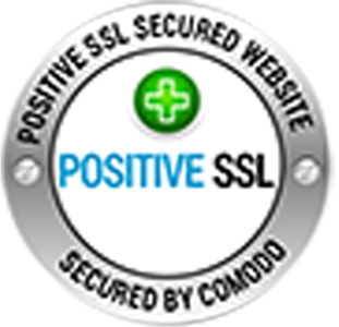 SSL - Secured by COMODO